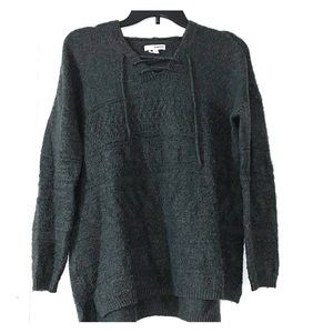 SONOMA hooded grey sweater